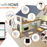 UQ × with HOMEとは何か?プランと契約方法
