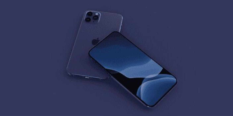 iPhone12色新色ネイビーブルー